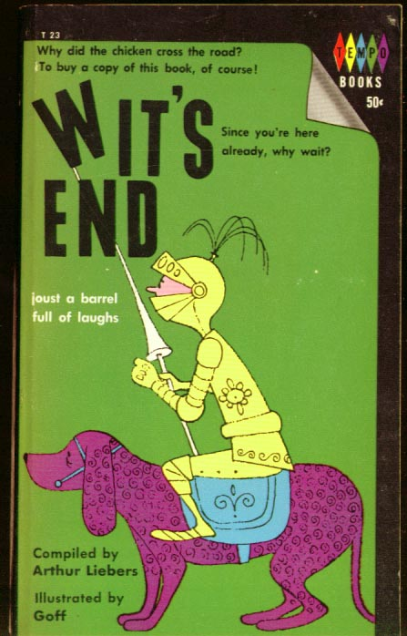Image for Wit's end