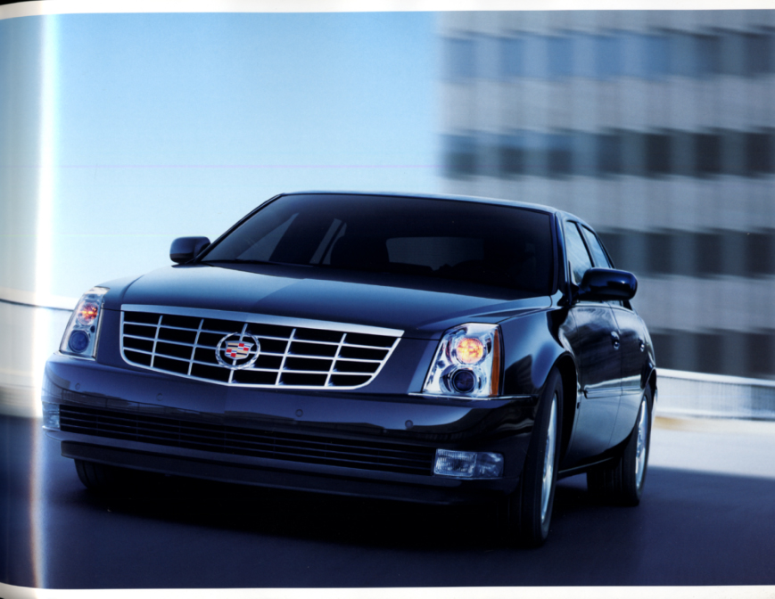 Image for 2006 Cadillac DTS sales brochure