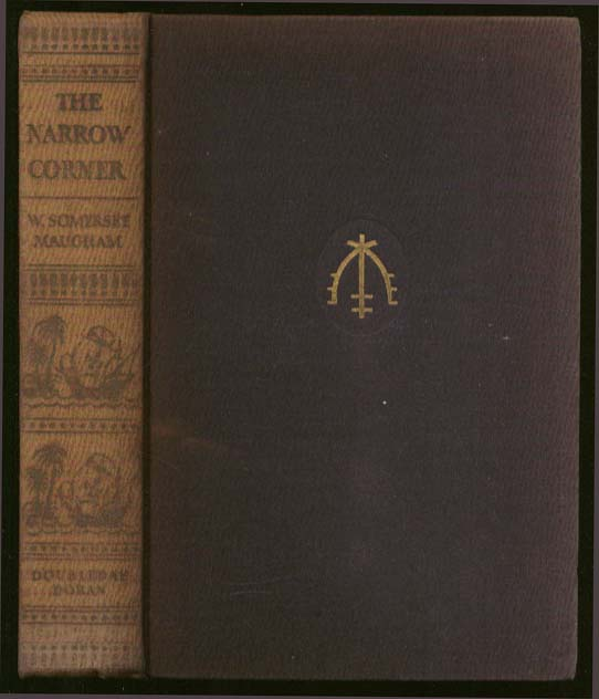Image for W Somerset Maugham: The Narrow Corner 1st US ed 1932