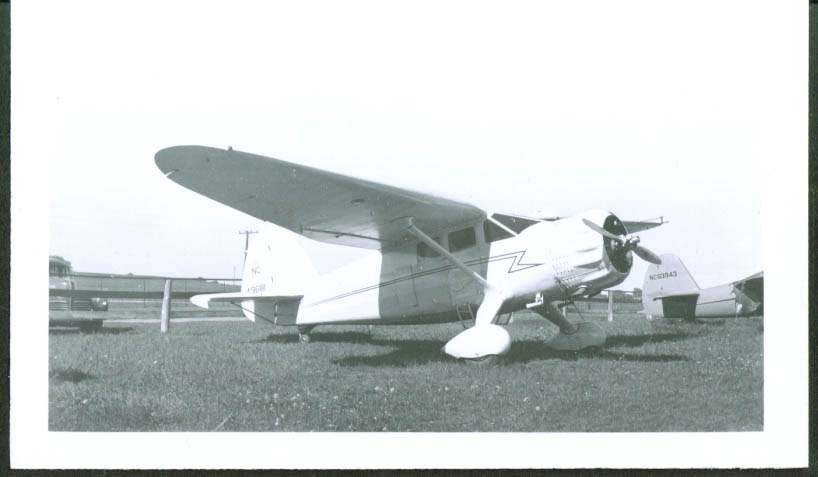 Image for 1942 Stinson Reliant photo TN N49681
