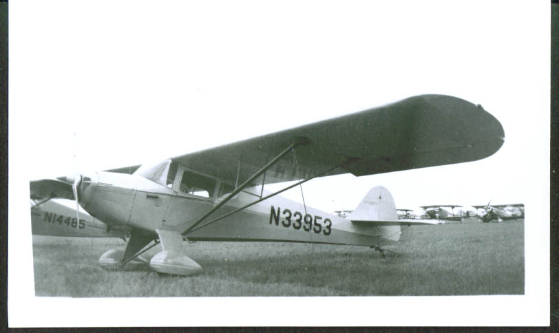 Image for 1941 Taylorcraft Model BC12-65 photo TN N33953