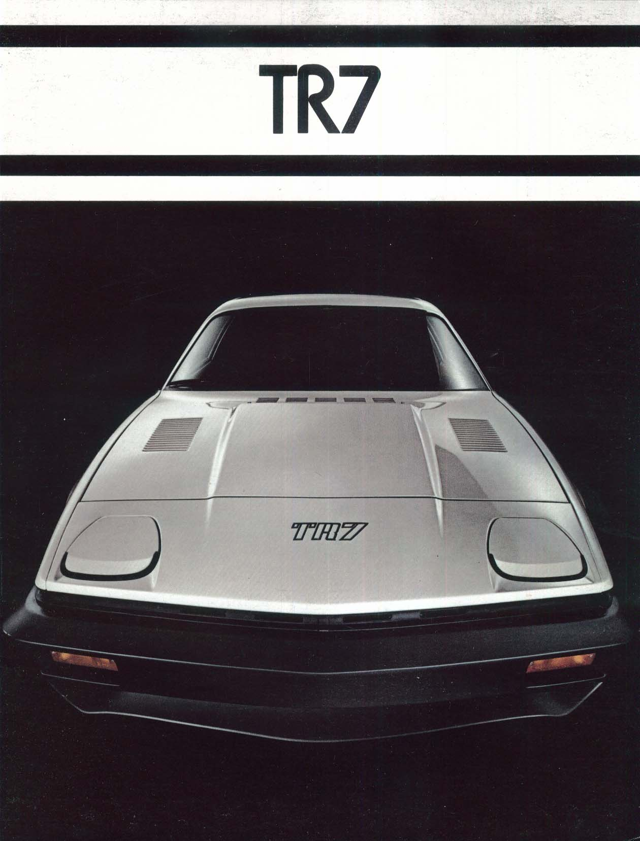 Image for 1977 Triumph TR-7 sales brochure