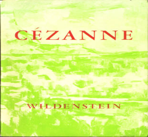 Image for Cezanne Loan Exhibition: Wildenstein 1959