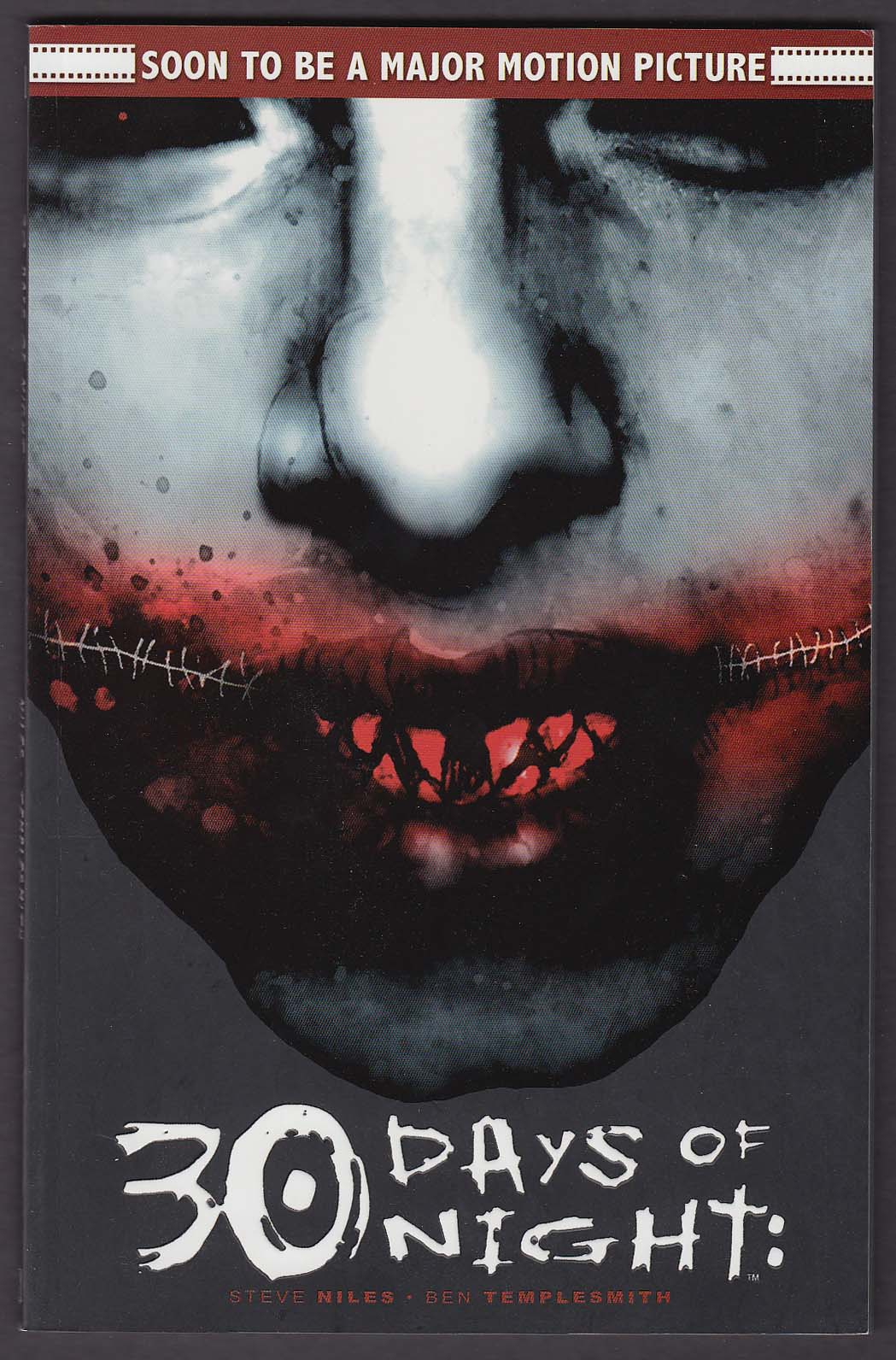 Image for 30 Days of Night #1 IDW graphic novel comic book 7th printing 2007
