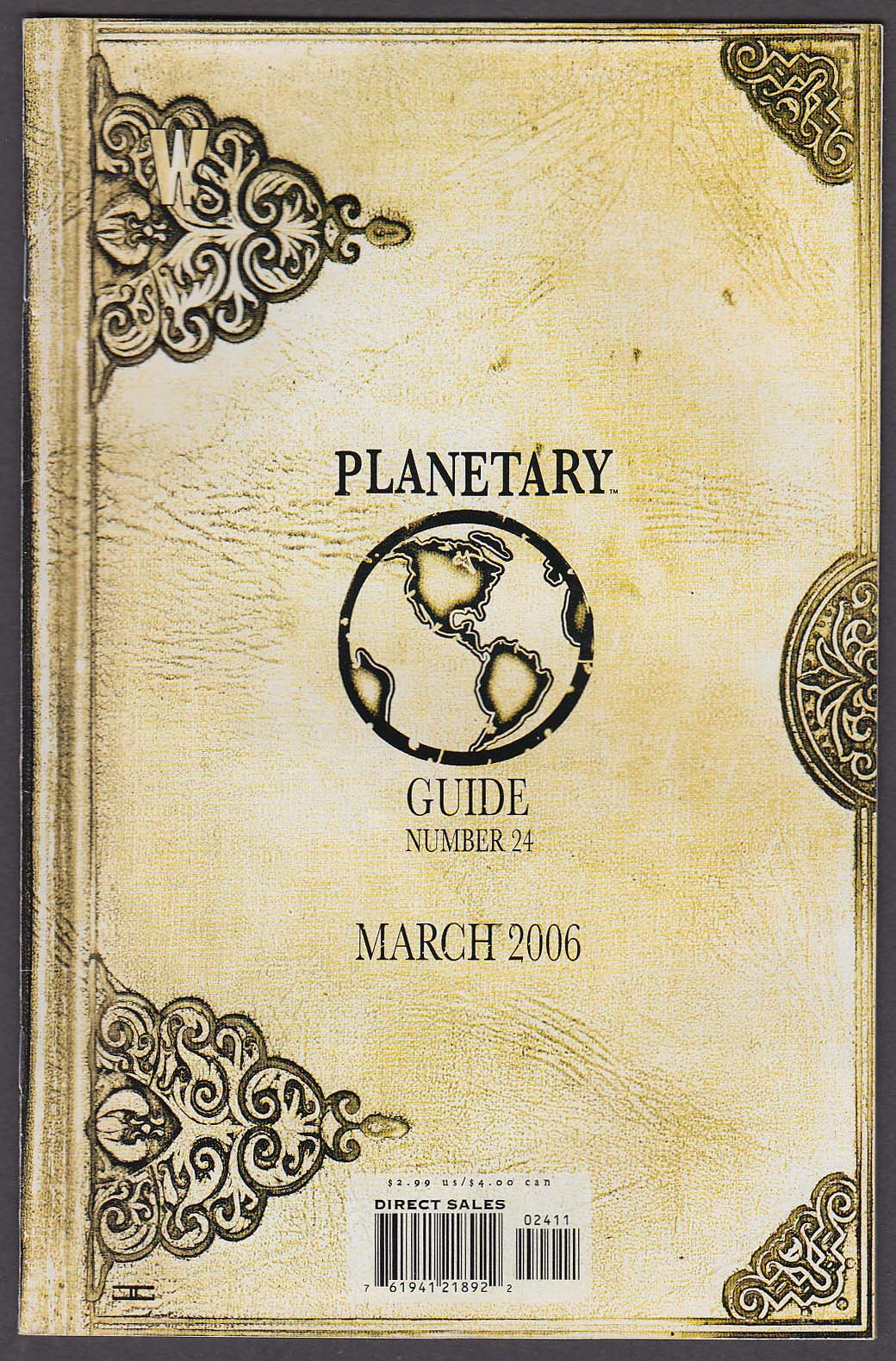 Image for PLANETARY #24 comic book 3 2006