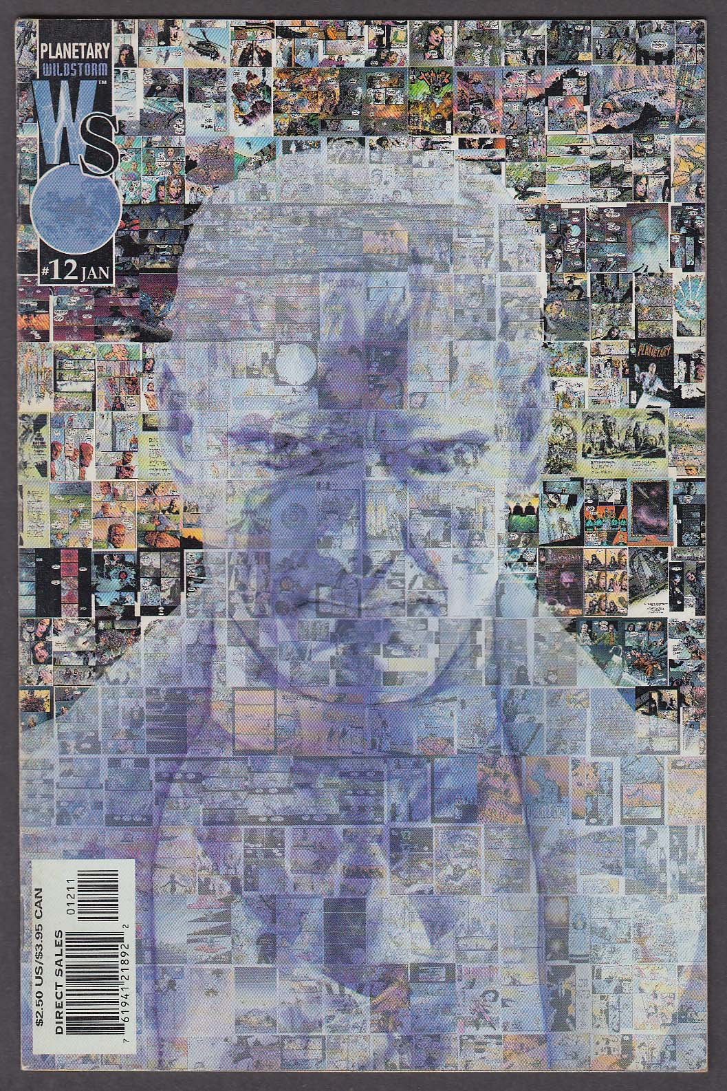 Image for PLANETARY #12 WildStorm comic book 1 2001