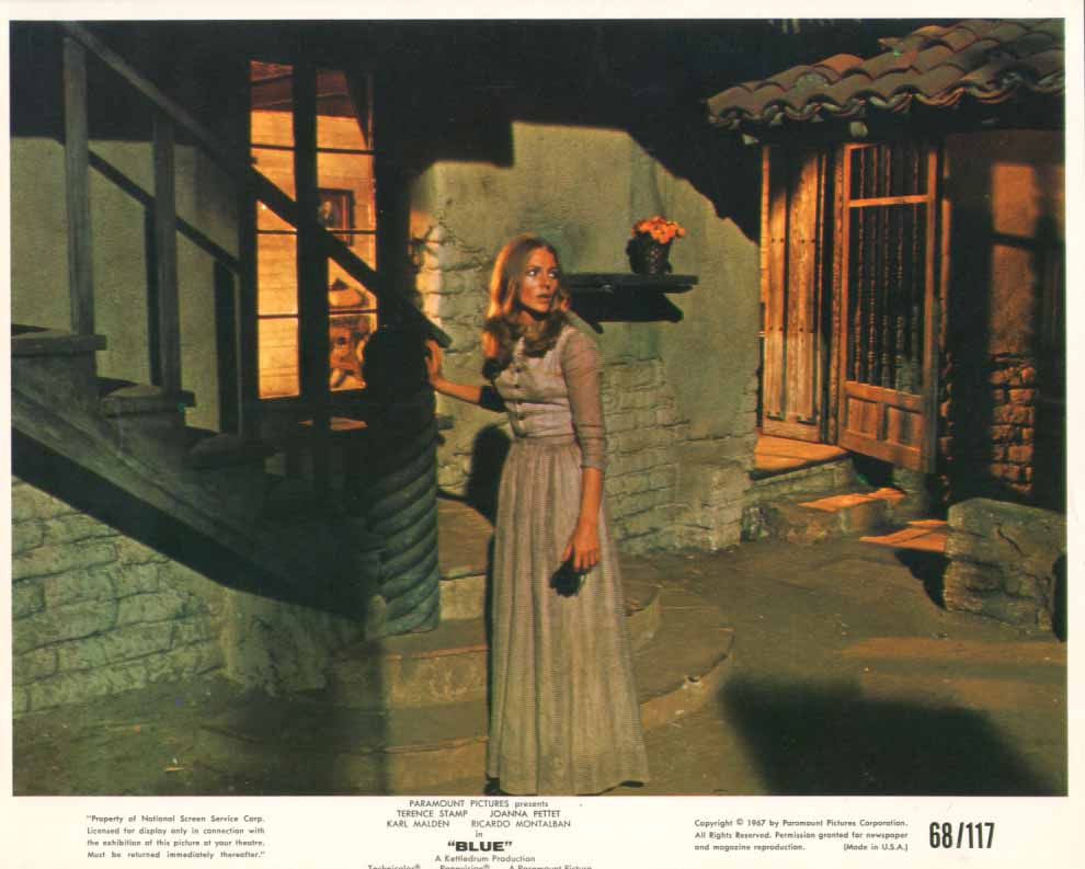 Image for Joanna Pettet Blue 8x10 1968