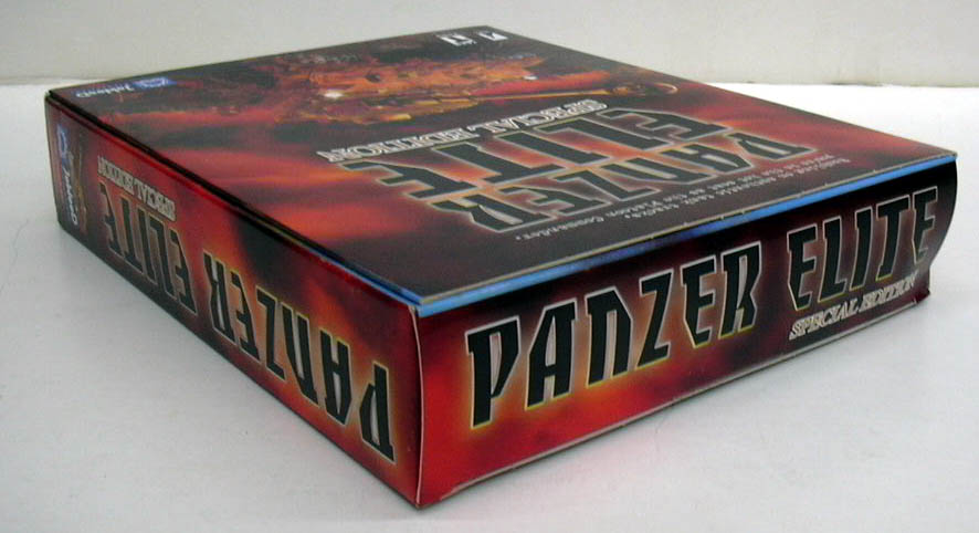 Image for Panzer Elite Special Edition JoWooD Windows PC CD-ROM game 2001 NEW - SEALED