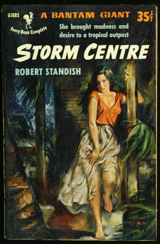 Image for Robert Standish Storm Centre GGA pb cleavage thighs