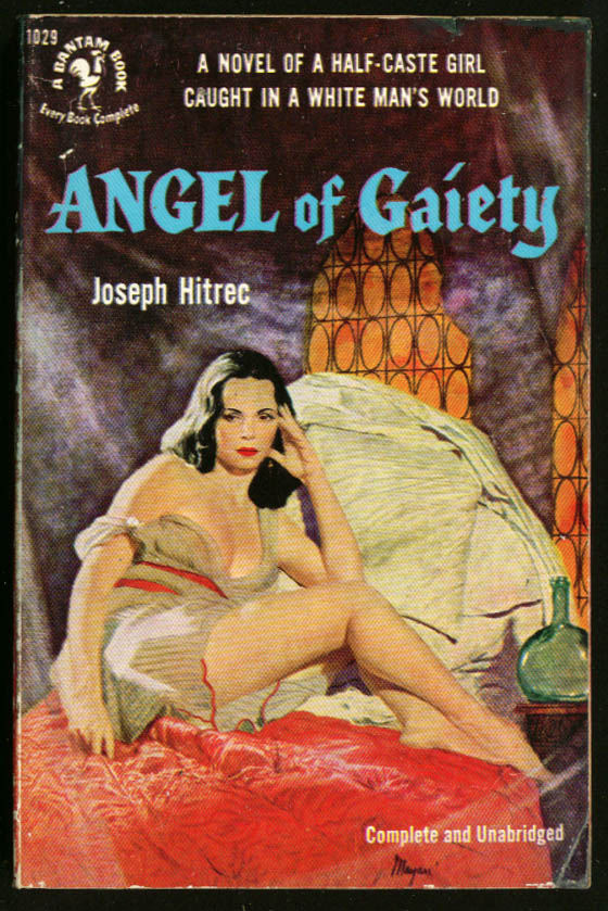 Image for Joseph Hitrec Angel of Gaiety GGA pb cleavage in bed