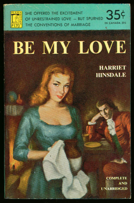 Image for Hinsdale Be My Love GGA pb redhead cleavage