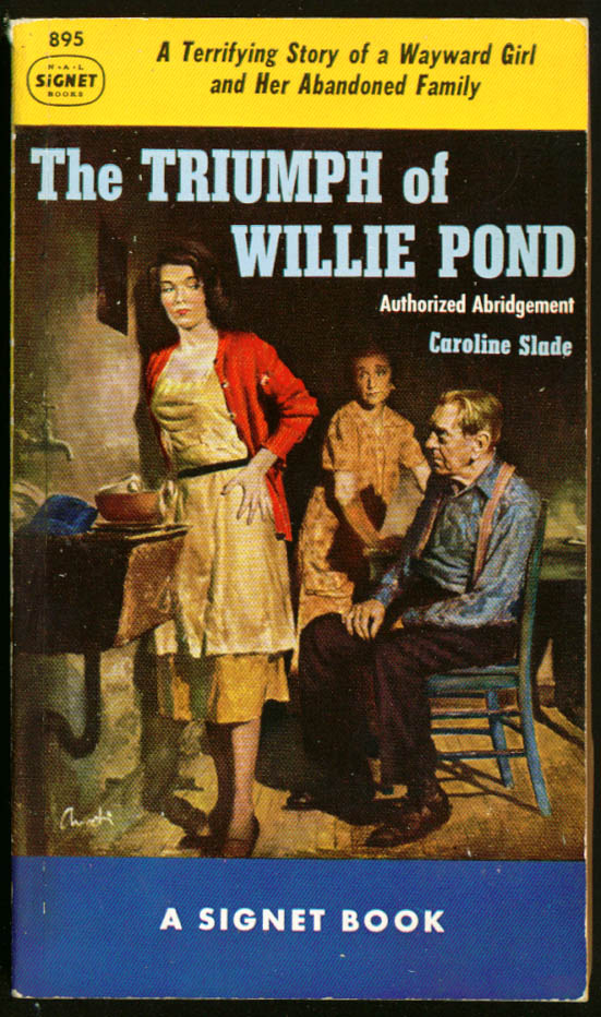 Image for Slade Triumph of Willie Pond GGA pb poor girl cleavage