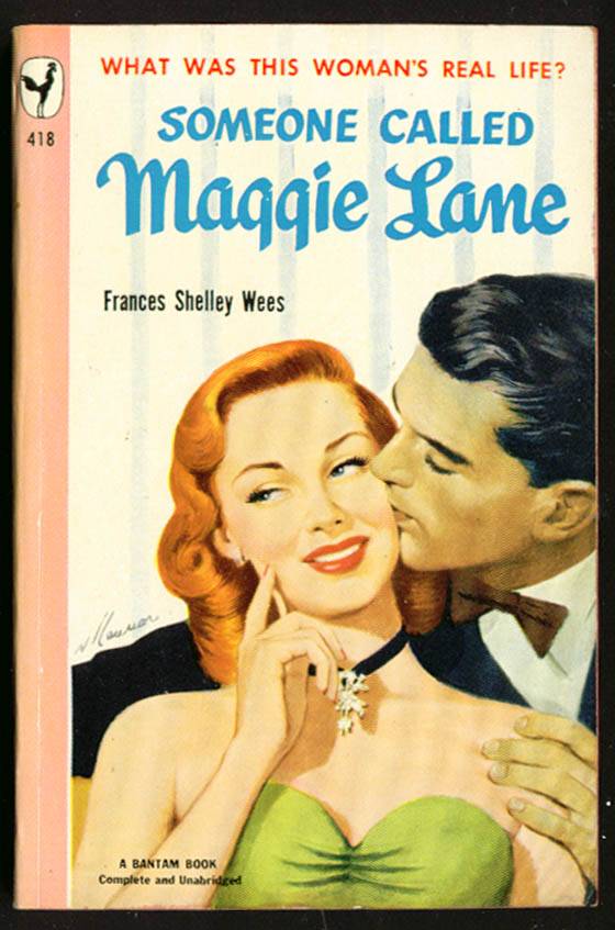 Image for Wees: Someone Clalled Maggie Lane GGA pb redhead bosoms