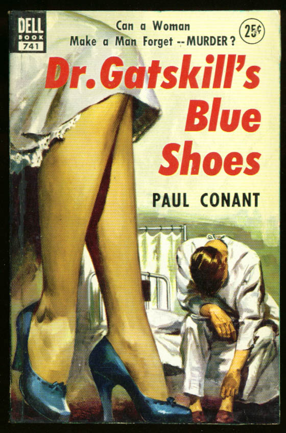 Image for Conant Dr Gatskill's Blue Shoes GGA pb gams slip shows