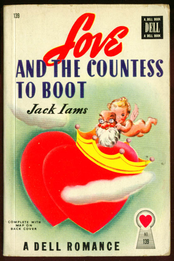 Image for Iams: Love & the Countess to Boot Dell Mapback #139