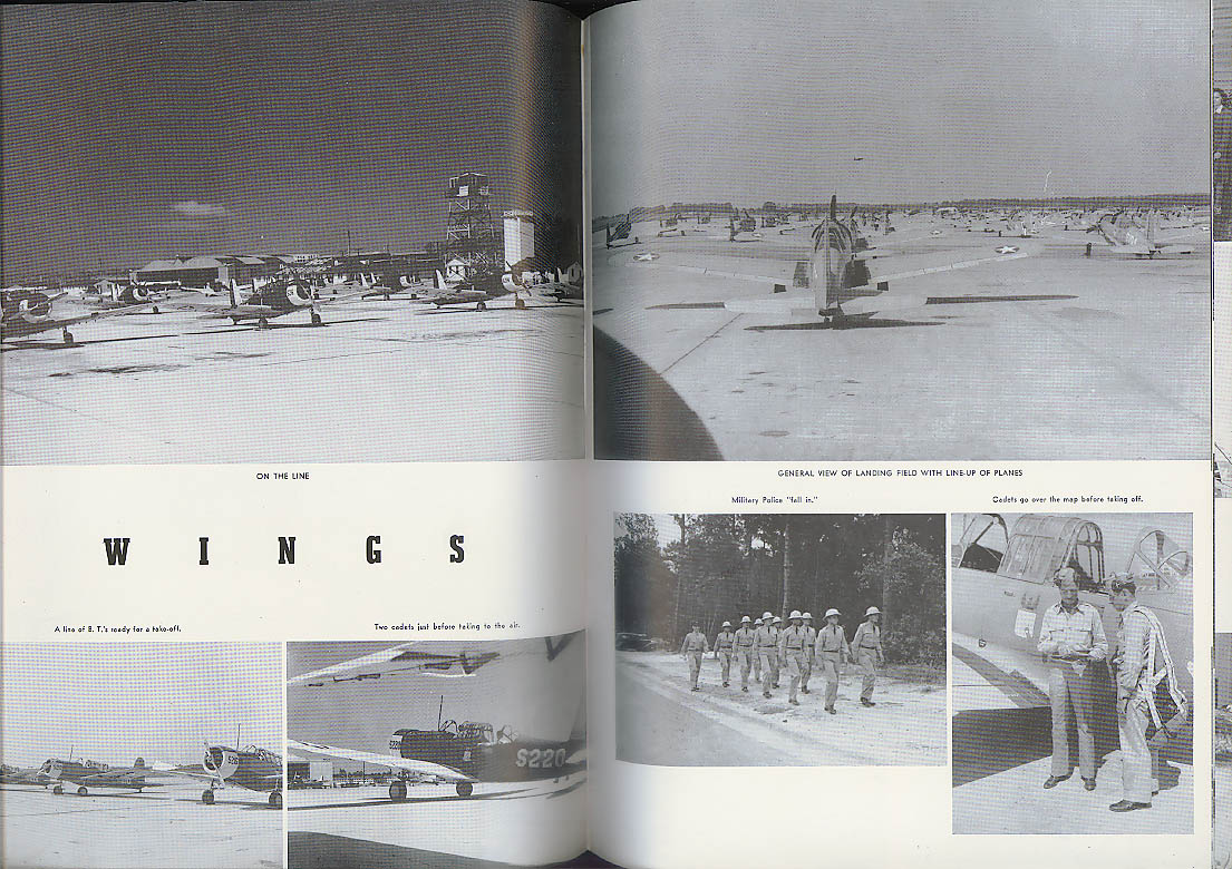 Image for Wings Over America Shaw Field Southeast Army Air Forces Training Ctr 1942 Negro