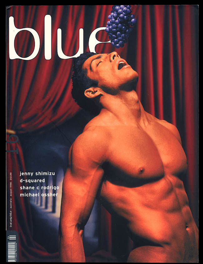 Image for NOT ONLY BLUE Gay male erotica #16 8 1998 Shimizu Rodrigo Ossher D-Squared