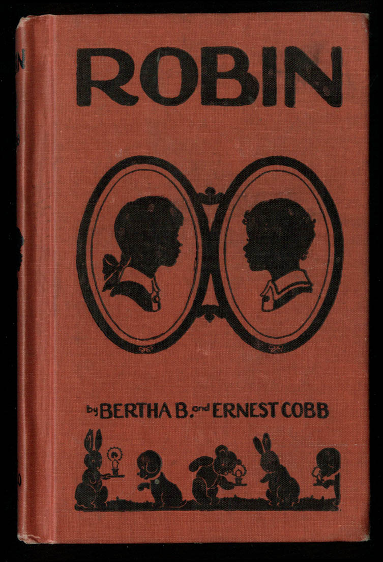 Image for Bertha B & Ernest Cobb: Robin 2nd edition 1954 SIGNED