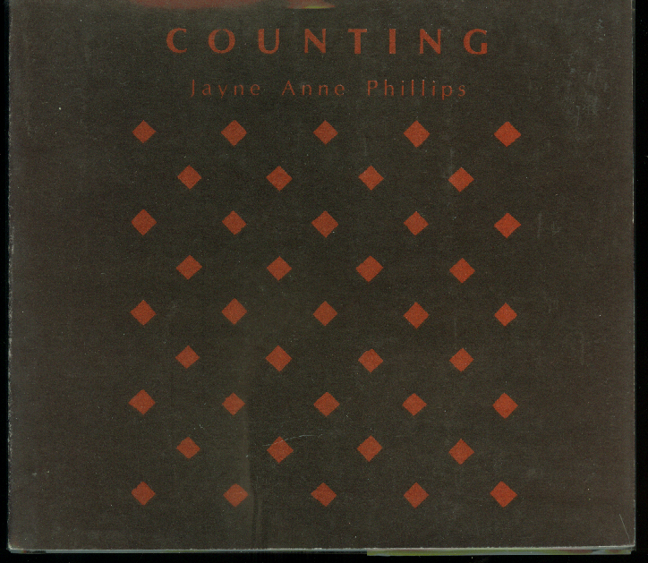 Image for Jayne Anne Phillips: Counting 1st edition SIGNED 1/500 copies