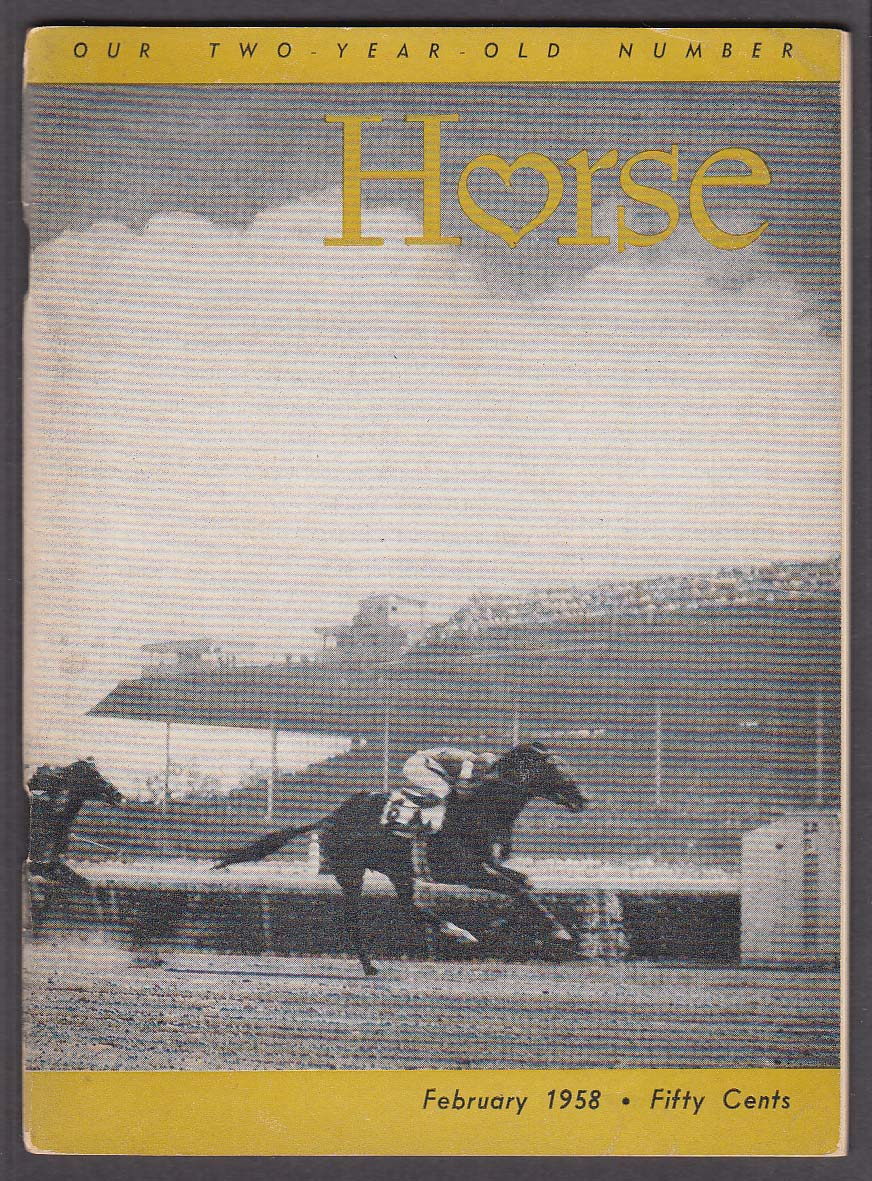 Image for HORSE Of, by & About Horses 2 1958