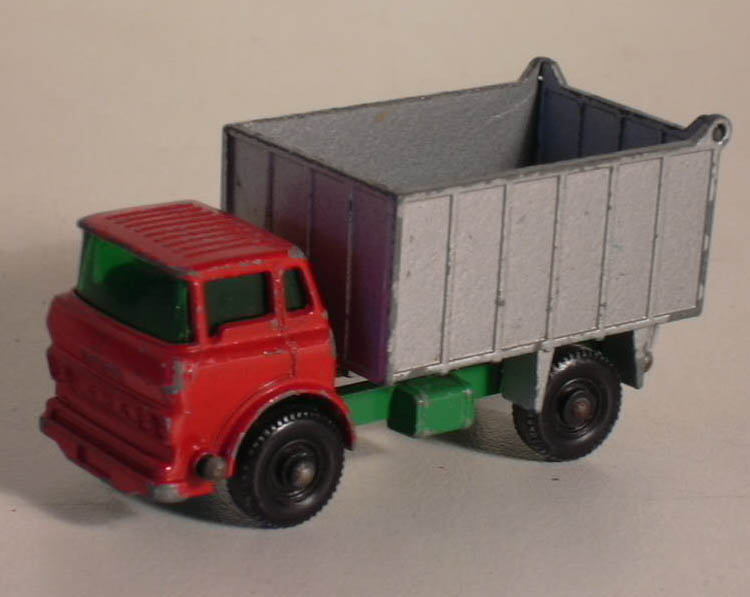 Image for Matchbox GMC Tipper Truck #26C issued 1968