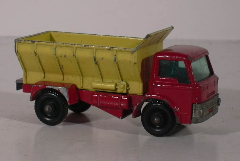 Image for Matchbox #70B Grit Spreader Truck 1966