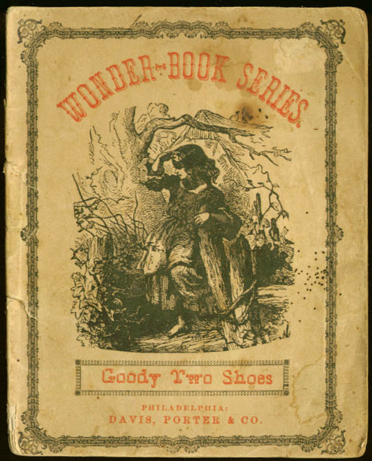 Image for Goody Two Shoes John Absolon hand-colored pix 1860s