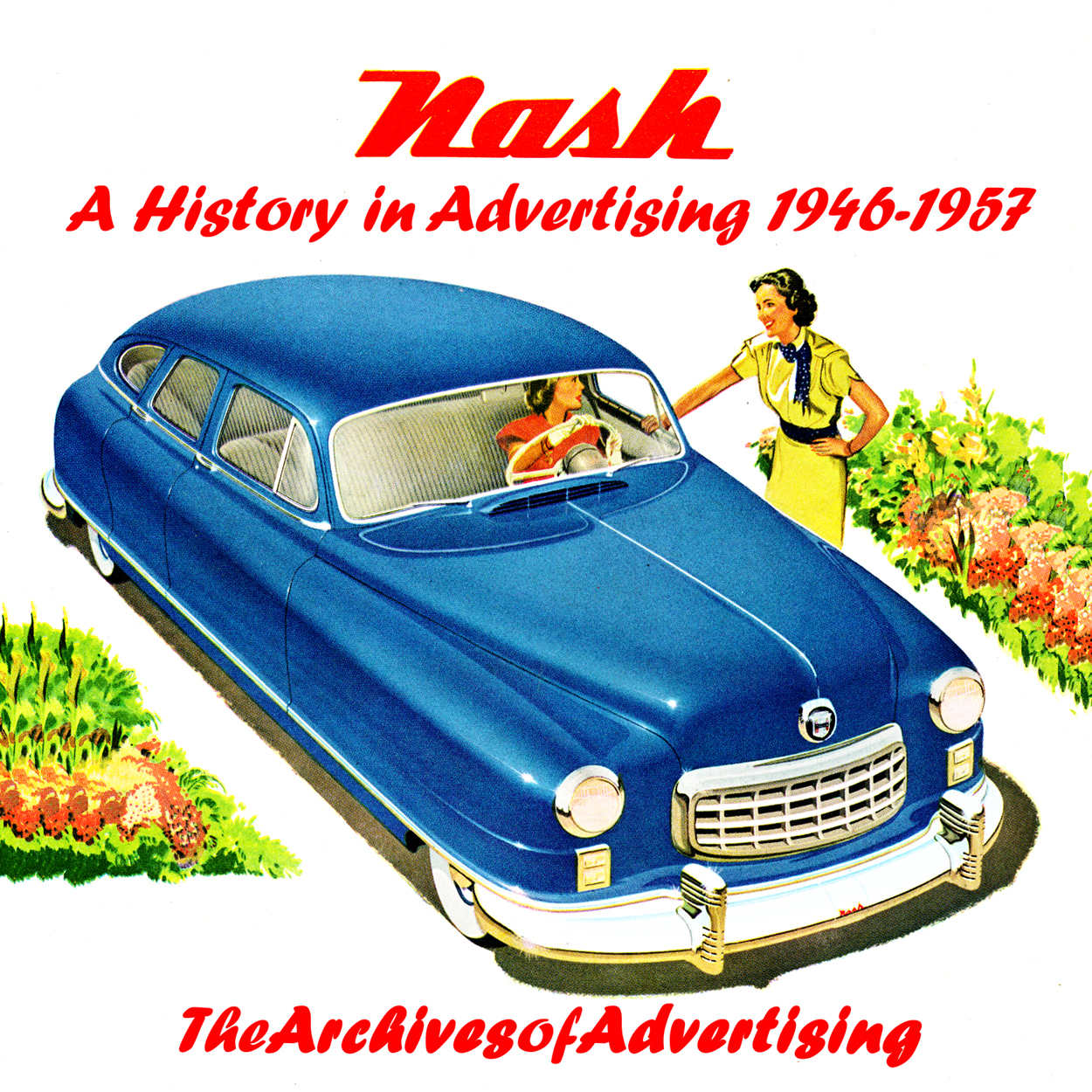 Image for 1946 1947 1948 1949 1950 1951 1952 1953 1954 1955 1956 1957 Nash 240 ad CD-ROM