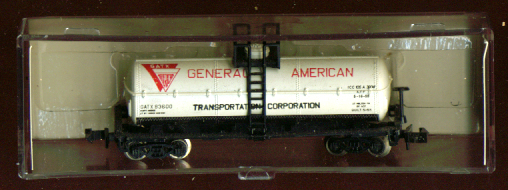 Image for Life-Like S783C General American Tank Car