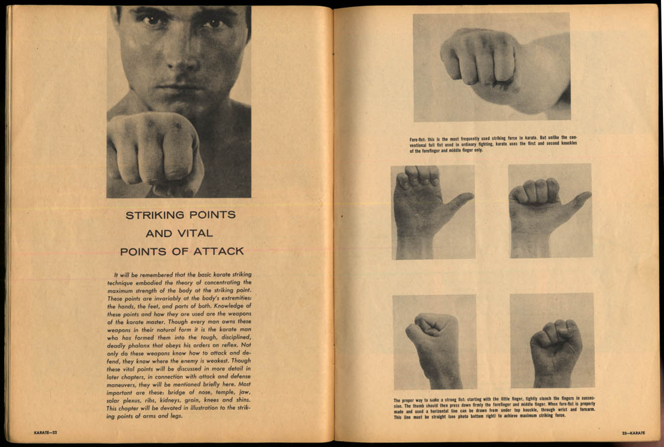 Image for John Kuhl: KARATE & JUDO Pro-Amateur Sports Library Book #12 Fall 1965