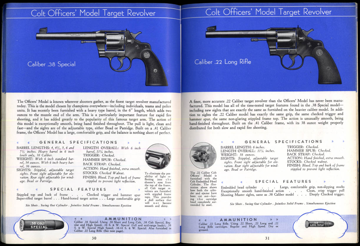 Image for Colt Fire Arms: A Century of Achievement 100th Anniversary Catalog 1936