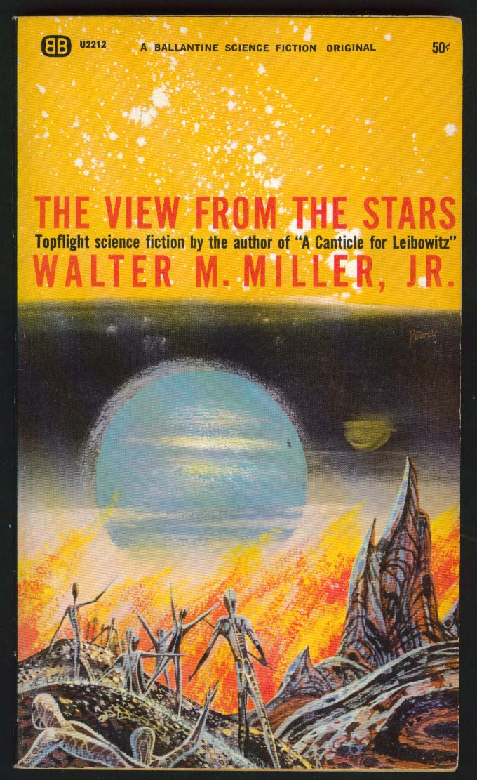 Image for Walter M Miller Jr: View from the Stars 1st pb ed 1965 sci-fi