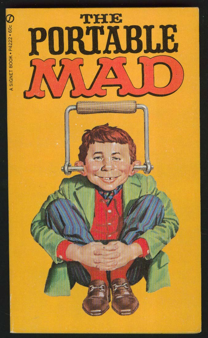 Image for The Portable MAD PBO 1st ed 1970