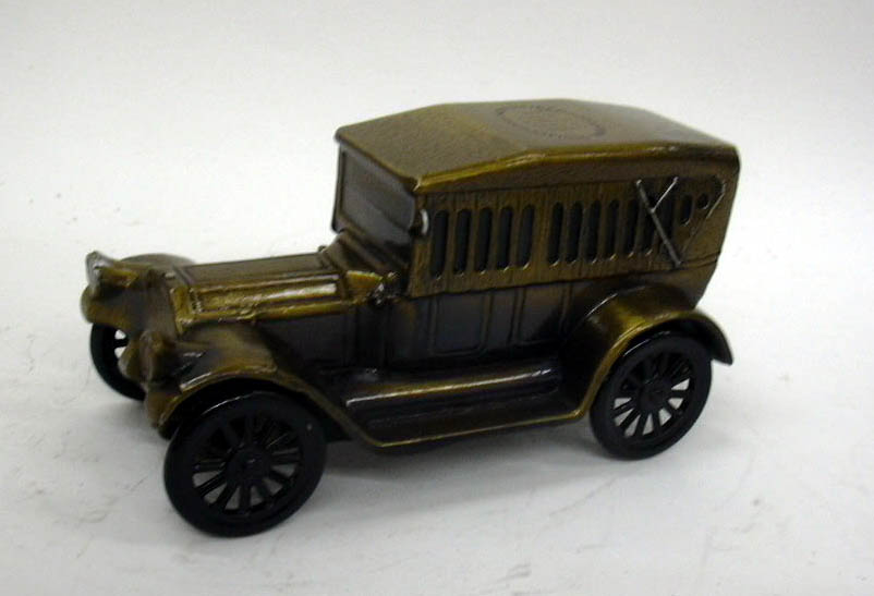 Image for Pierce-Arrow Sedan Banthrico Coin Bank NIB 1970s
