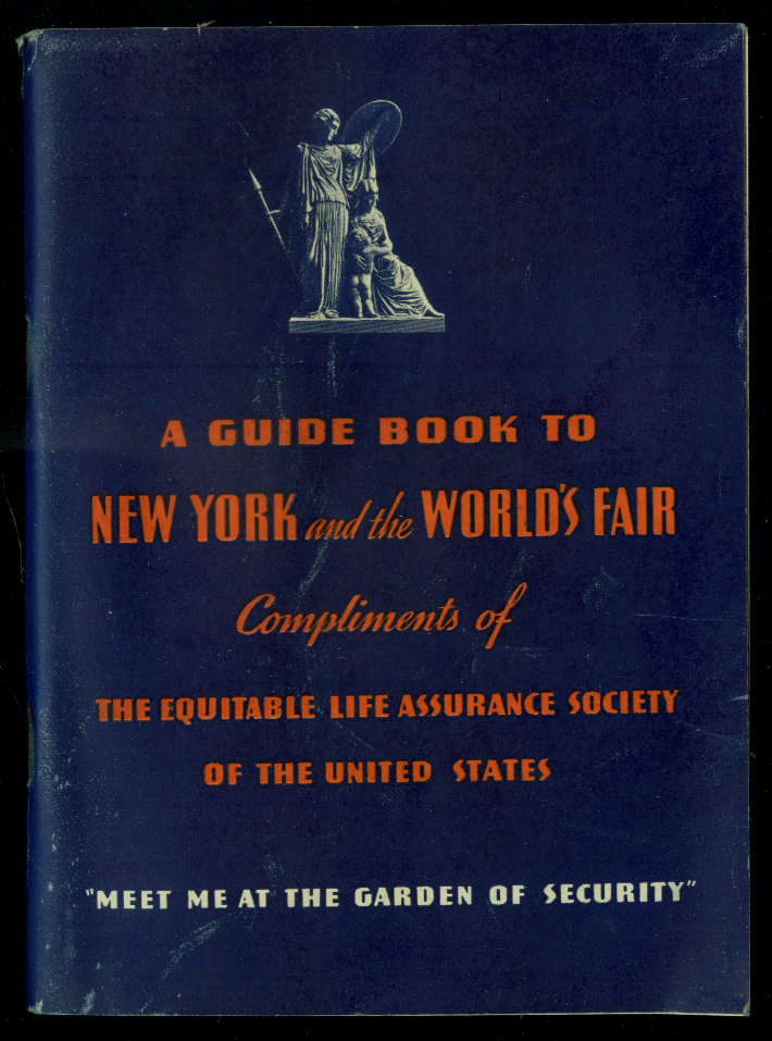 Image for Equitable Life Assurance Guide to New York & World's Fair 1940