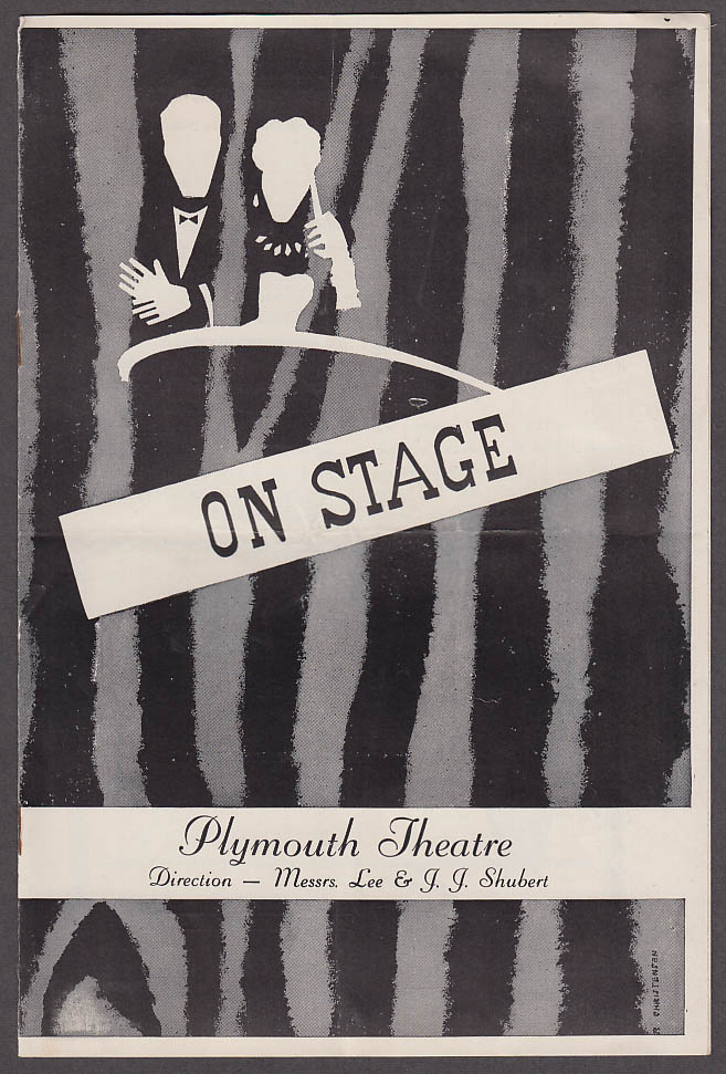 Image for Paul Newman in Picnic pre-Broadway Plymouth Theatre Playbill Boston 1953