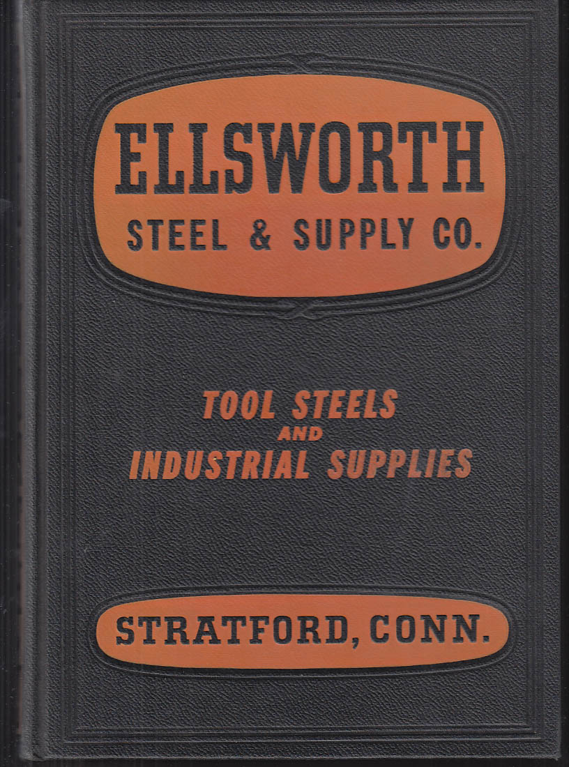 Image for Ellsworth Tool Steel & Industrial Supplies Catalog 1944 Stratford CT