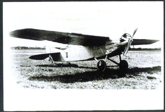 Image for Focke Wulf S.1 monoplane photo Germany 1920s