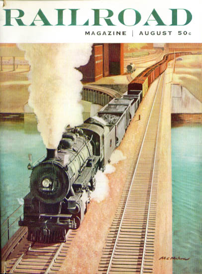 Image for RAILROAD 2-10-2 decapods LIRR steam-diesel roster Cotton Belt roster 8 1960