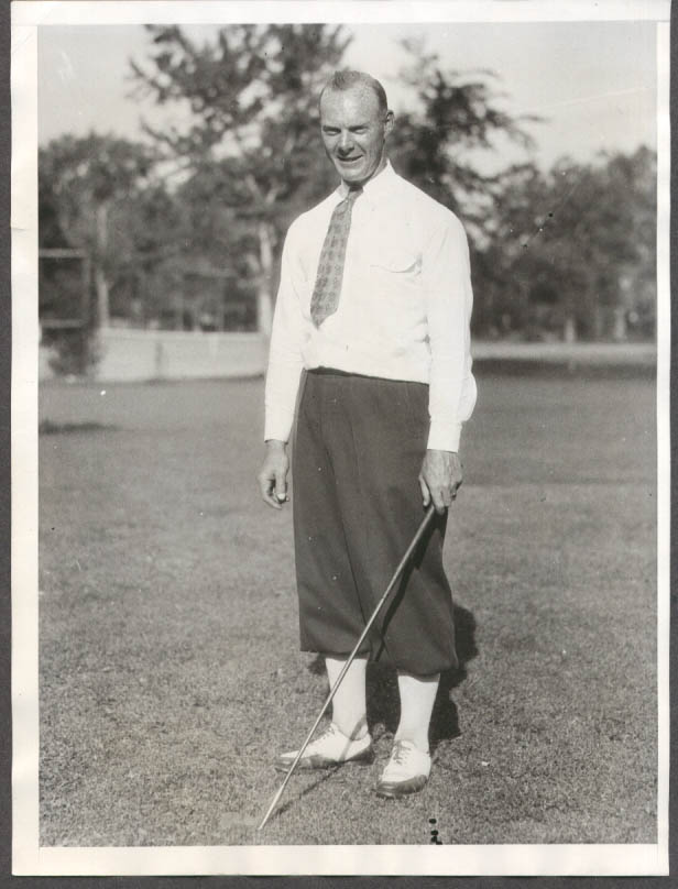 Image for Robert McCrary Trans-Mississippi golf champ photo 1930