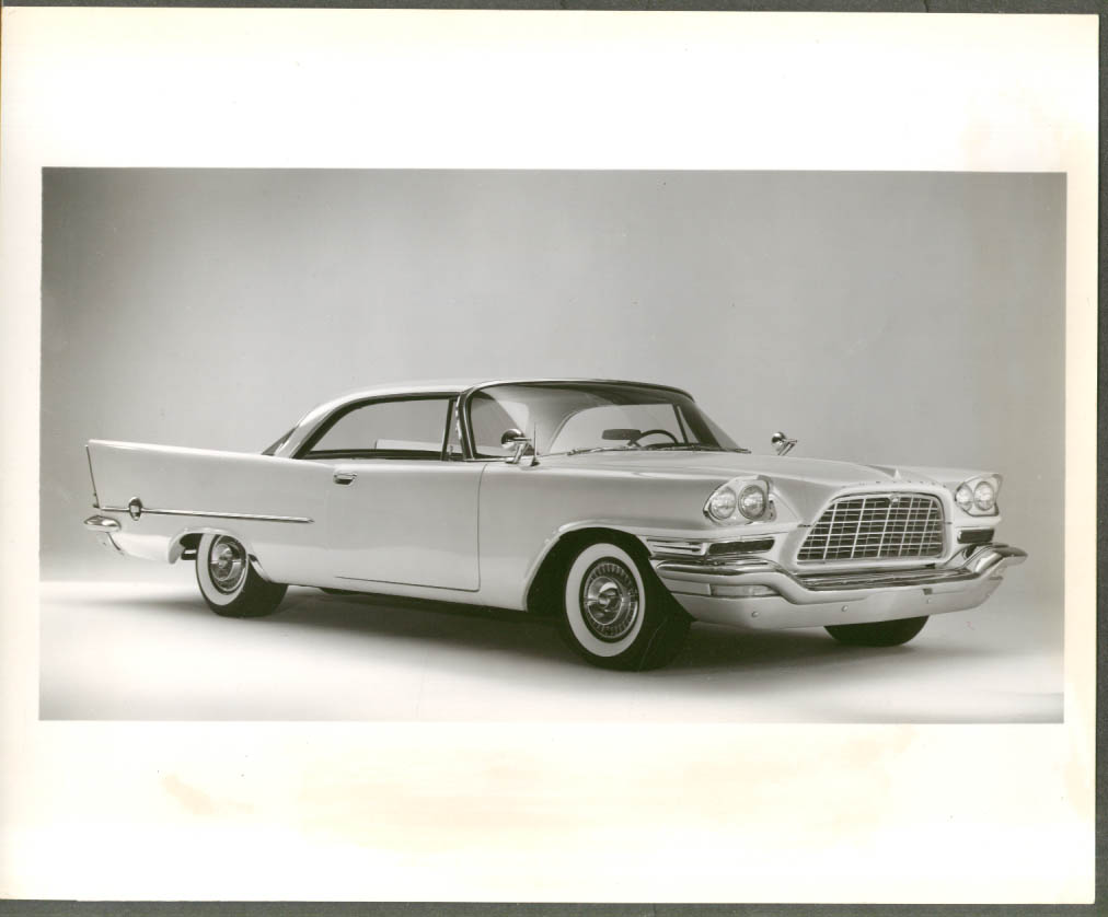 Image for New Chrysler 300D is Top American Sport-Type Car 8x10 photo & caption sheet 1958