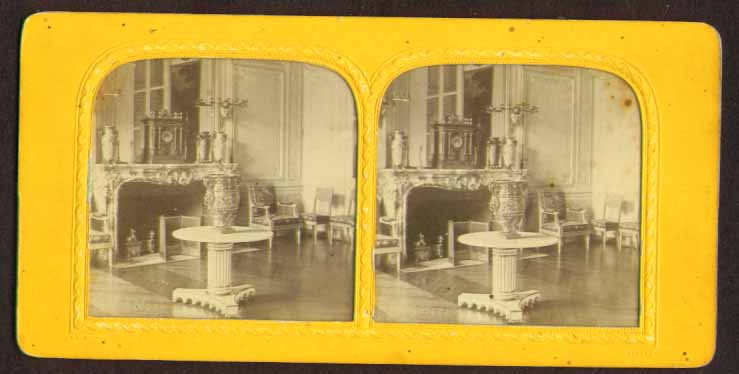 Image for Queen's Chamber Trianon backlit stereo 187?