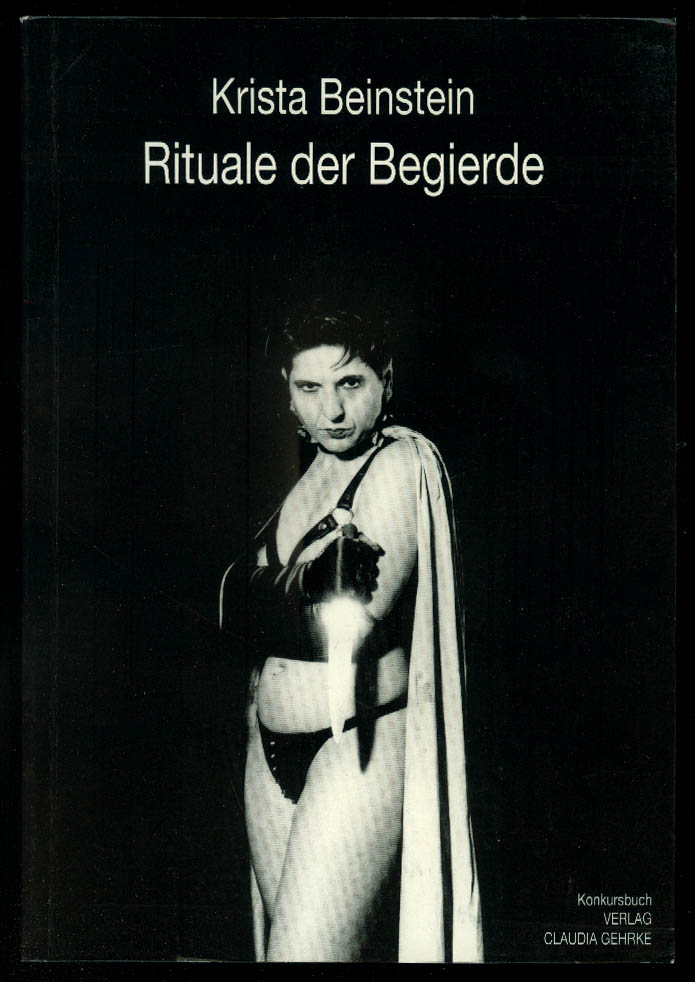Image for Krista Beinstein: Rituale de Begierde 1st edition 1993 erotic photography