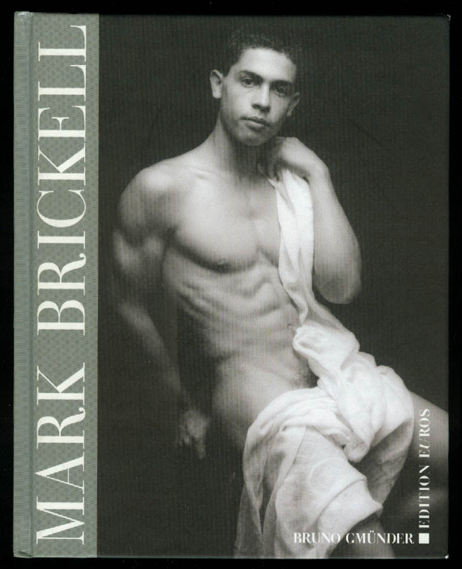 Image for Mark Brickell: Edition Euros 2 Bruno Gmunder 1st ed 1995 male erotic photography