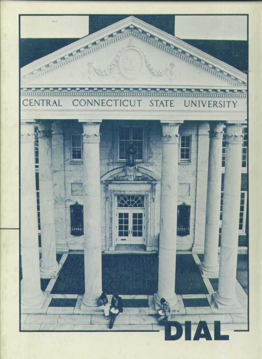 Image for Dial Central Connecticut State University New Britain CT 1983 Yearbook