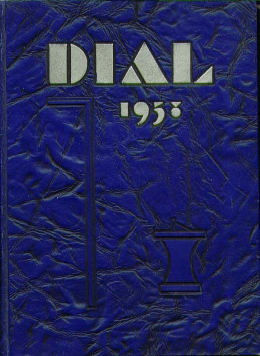 Image for Dial Teachers College of Connecticut New Britain Connecticut 1938 Yearbook