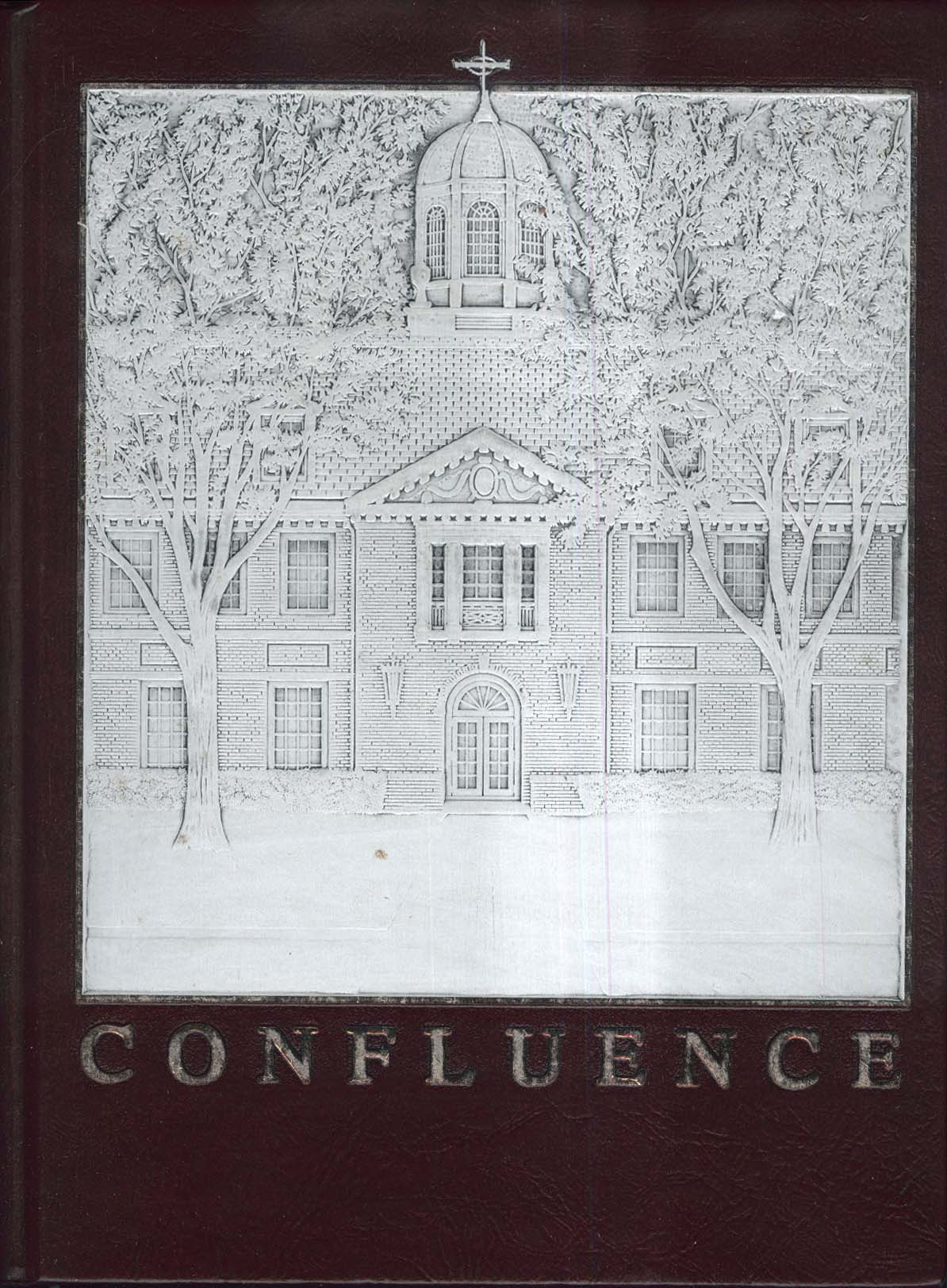 Image for Loomis Chaffee School Confluence 1996 Yearbook