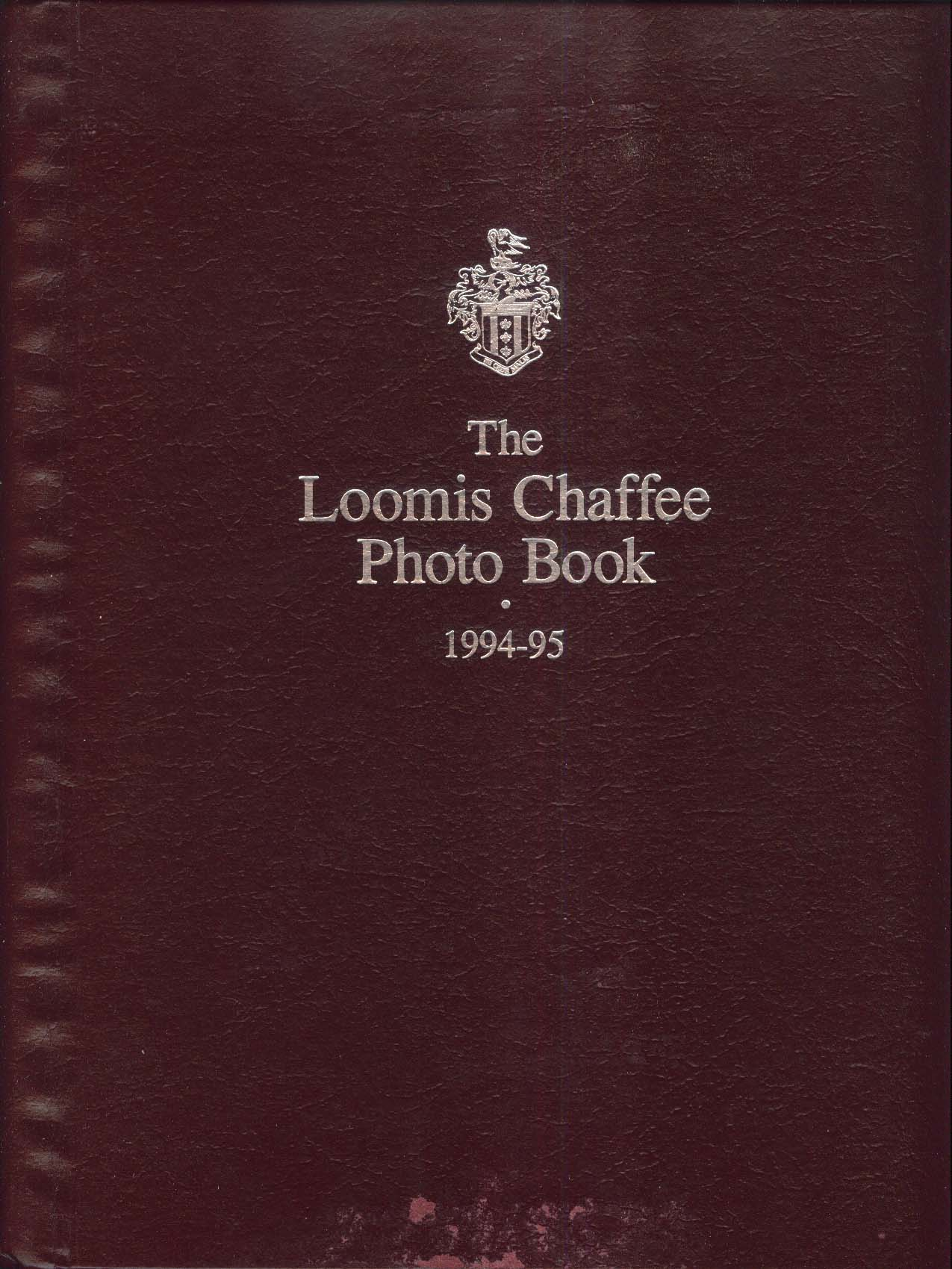 Image for Loomis Chaffee Photo Book 1994-1995 Windsor Connecticut CT