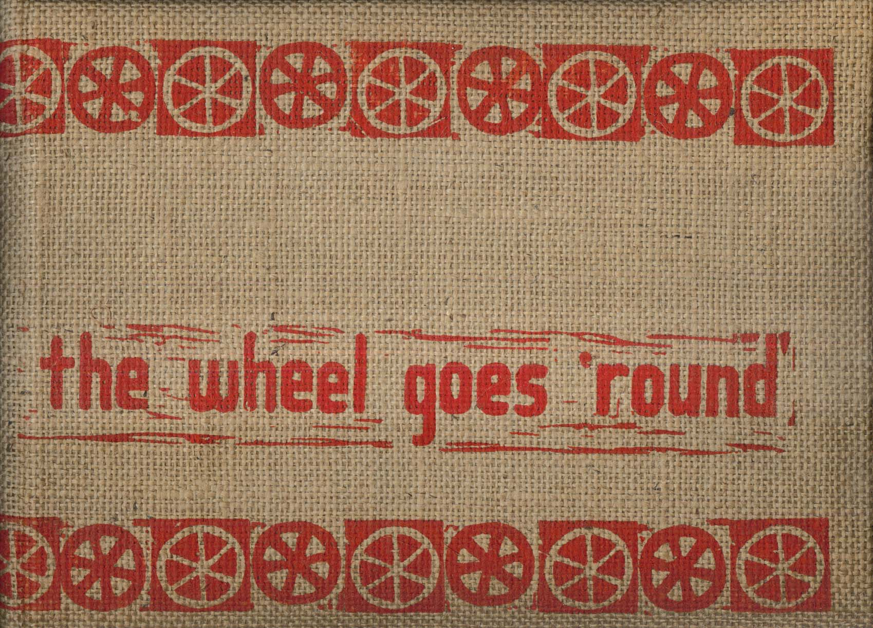 Image for The Wheel Goes 'Round Wheelock College 1959 Boston Massachusetts MA Yearbook