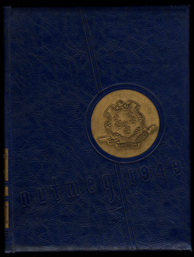 Image for Nutmeg 1949 University of Connecticut Storrs CT Yearbook Walt Dropo